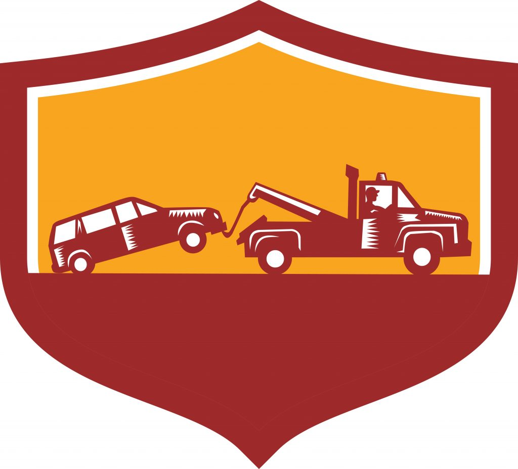 premier towing in Fresno logo